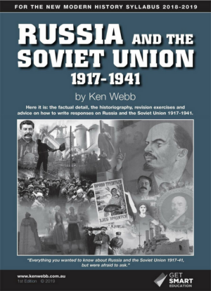 Russia and the Soviet Union:  1917-1941