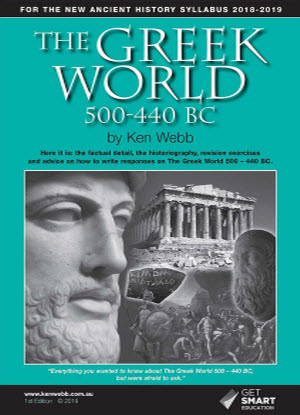 The Greek World 500 - 440BC
