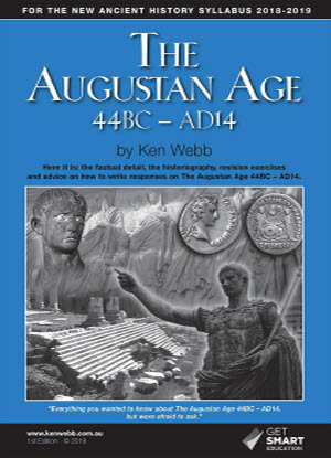 The Augustan Age 44BC - AD14