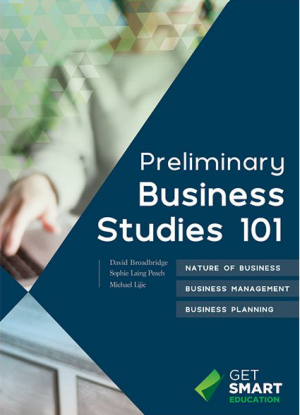 Preliminary Business Studies 101