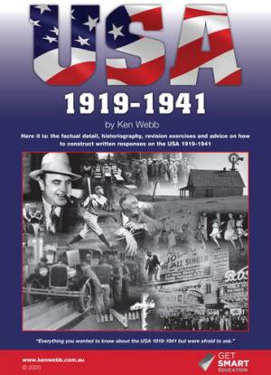USA:  1919-1941