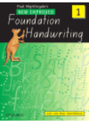 New Improved Foundation Handwriting:  1