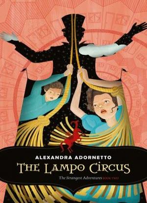 Strangest Adventures:  2 - The Lampo Circus