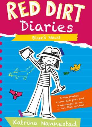 Red Dirt Diaries:   3 - Blue's News