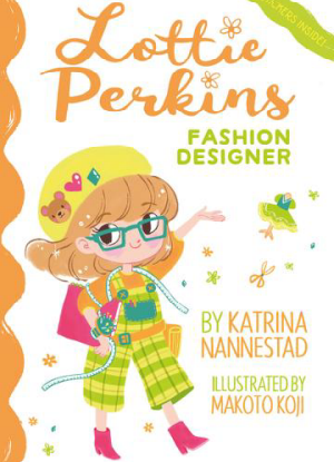 Lottie Perkins:  4 - Fashion Designer