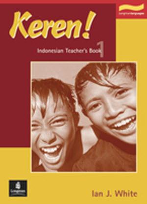 Keren!:  1 - Teacher's Book [Text+CD]