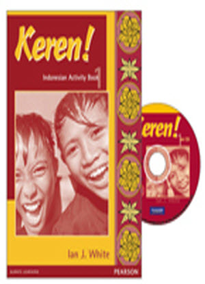Keren!:  1 - Activity Pack [Activity Book + CD]