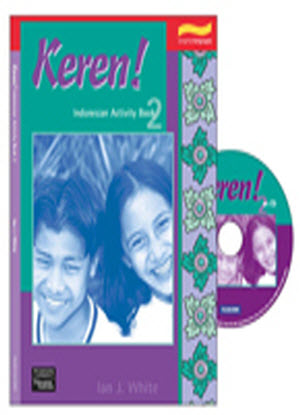 Keren!:  2 - Activity Pack [Activity Book + CD]