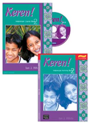 Keren!:  2 - Student Pack [Student Book + Activity Book + CD]