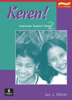 Keren!:  2 - Teacher's Book [Text + CD]
