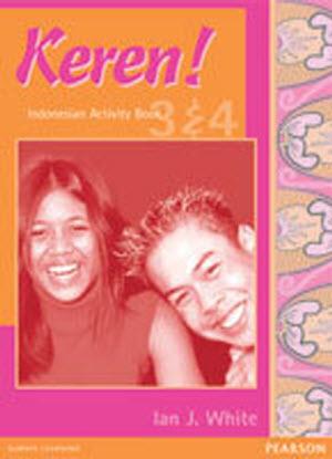 Keren!:  3 & 4 - Activity Book