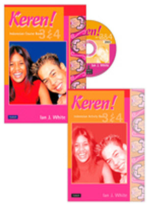 Keren!:  3 & 4 - Student Pack [Student Book + Activity Book + CD]