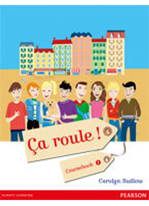 Ca Roule!  1 [Student Book + CD]