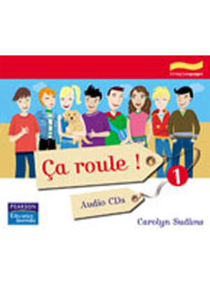 Ca Roule!  1 [Audio CD's]