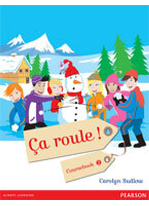 Ca Roule!  2 [Student Book + CD]