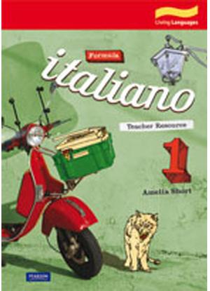 Formula Italiano:  1 [Teacher Resource]