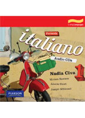 Formula Italiano:  1 [Audio CDs]