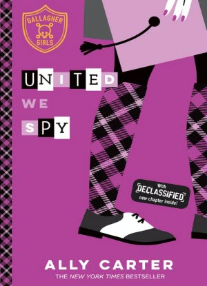 Gallagher Girls:  6 - United We Spy