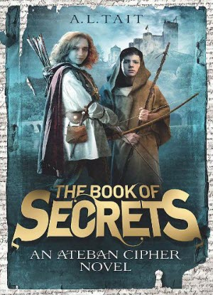 The Ateban Cipher:  1 - The Book of Secrets