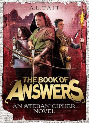 The Ateban Cipher:  2 - The Book of Answers
