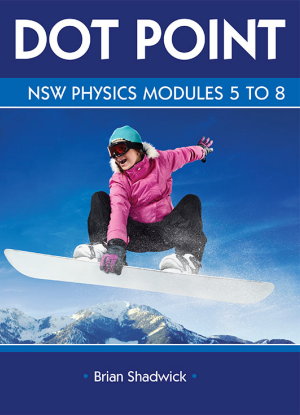 Dot Point NSW:  Physics - Modules 5-8