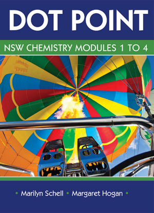 Dot Point NSW:  Chemistry - Modules 1-4