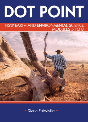 Dot Point NSW:  Earth and Environmental Science - Modules 5-8