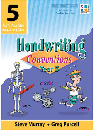 NSW Handwriting Conventions:  Year 5