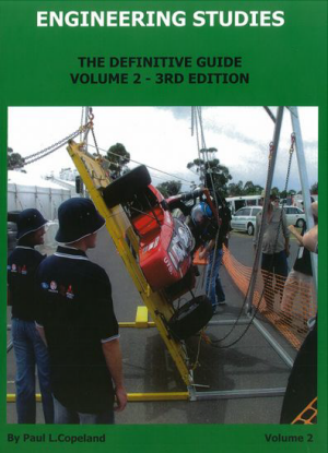 Engineering Studies:  The Definitive Guide - Volume 2
