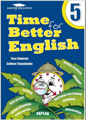 Time for Better English Book 5