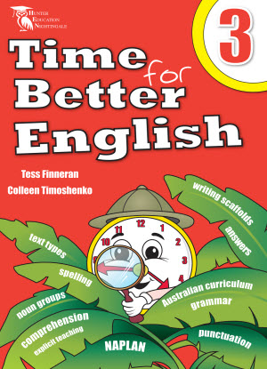 Time for Better English Book 3