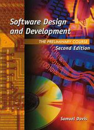 Software Design and Development: Preliminary Course