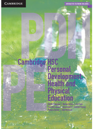 Cambridge Personal Development, Health and Physical Education:  HSC [Text + Interative CambridgeGO]