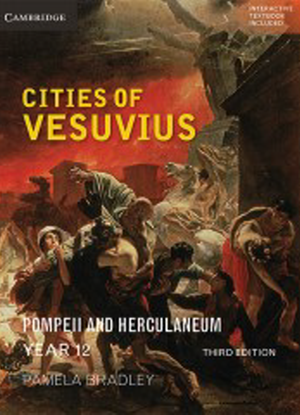 Cities of Vesuvius:  Pompeii and Herculaneum [Text + Interactive CambridgeGO]