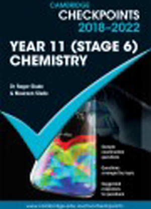 Cambridge Checkpoints:  NSW Chemistry - Year 11 (2018-2022)