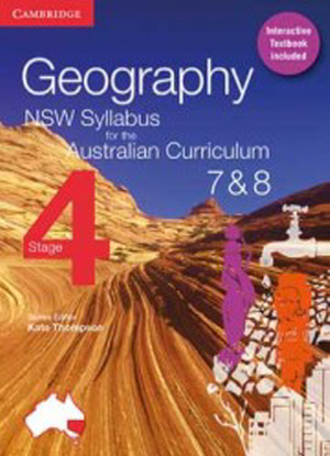 NSW Geography:  Stage 4 [Interactive CambridgeGO Only]