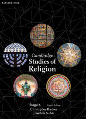 Cambridge Studies of Religion:  Stage 6 [Interactive CambridgeGO Only]