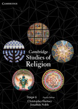 Cambridge Studies of Religion:  Stage 6 [Text + Interactive CambridgeGO]