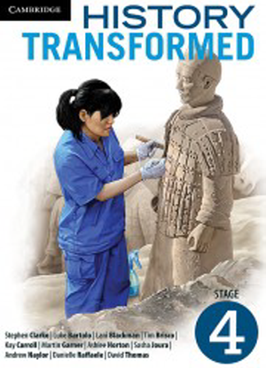 NSW History Transformed:  Stage 4 [Online Teaching Suite]