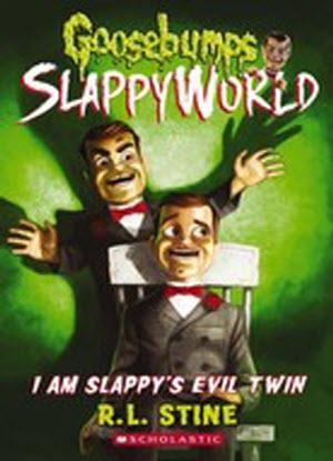Goosebumps SlappyWorld:   3 - I Am Slappy's Evil Twin
