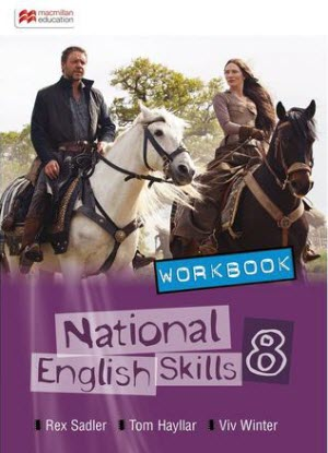 National English Skills:  8 [Text + Digital]