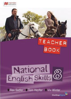 National English Skills:  8 [Teacher Book]