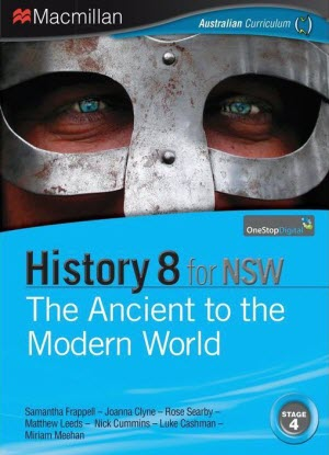 NSW Macmillan History:   8 - The Ancient to the Modern World [Text + Digital]