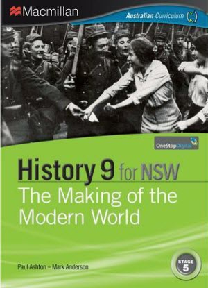 NSW Macmillan History:   9 - The Making of the Modern World [Text + Digital]