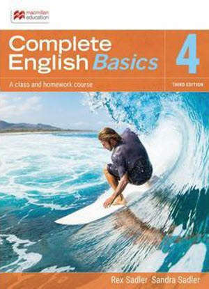 Complete English Basics:  4 [Student Book + Online Workbook]