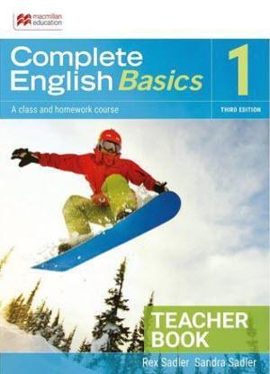 Complete English Basics:  1 [Teacher Resource Book]