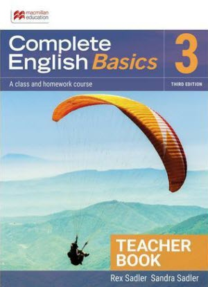 Complete English Basics:  3 [Teacher Resource Book]