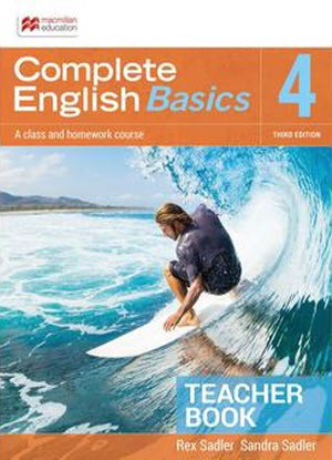 Complete English Basics:  4 [Teacher Resource Book]