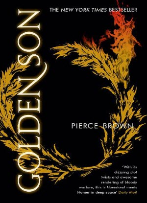 Red Rising Trilogy:  2 - Golden Son
