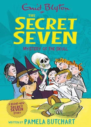 Secret Seven:   1 - Mystery of the Skull
